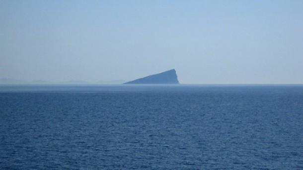 Griechenland verkauft erste Insel