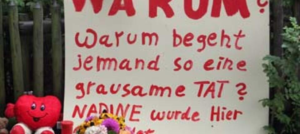 Nordrhein Westfalen Mord An 15jähriger Nadine Aufgeklärt