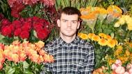 Der Florist, dem die Marken vertrauen