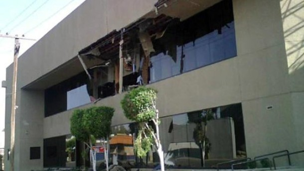 Schweres Erdbeben der Stärke 7,2
