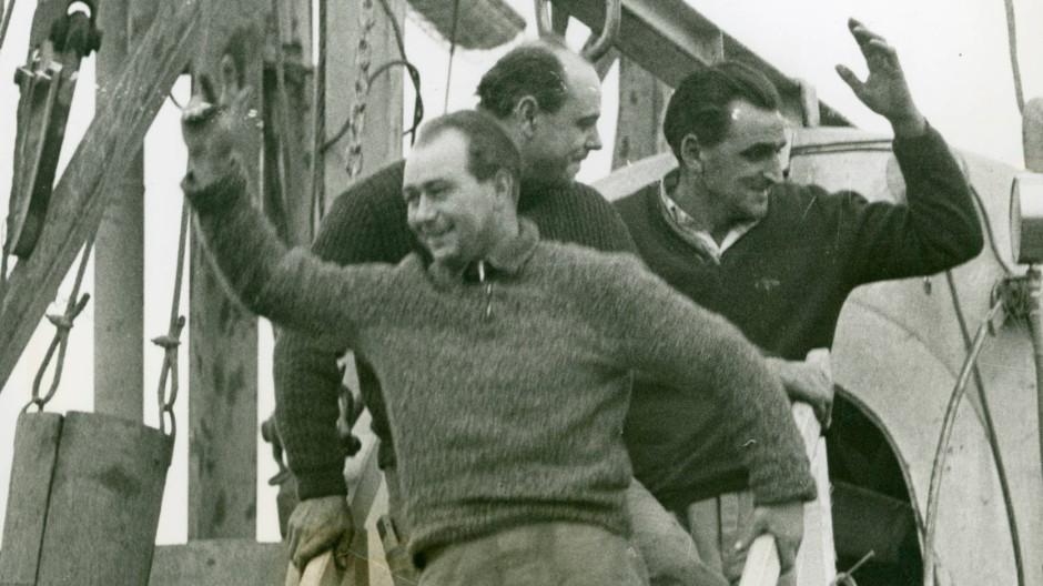 """50. Jahrestag des """"Wunder von Lengede"""""""