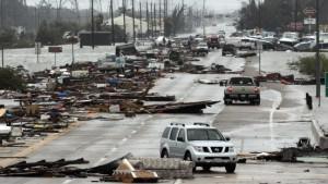 Bush erklärt Texas zum Katastrophengebiet