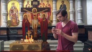 Bewährungsstrafe für Pokemón-Spielen in Kirche