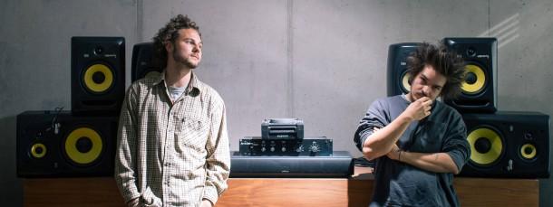 Milky Chance: Philipp Dausch (links) und Clemens Rehbein