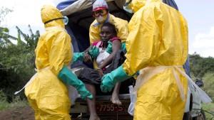 Guinea ist frei von Ebola