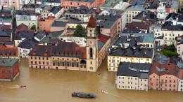 Sturzfluten an Orten, wo man sie nicht erwartet