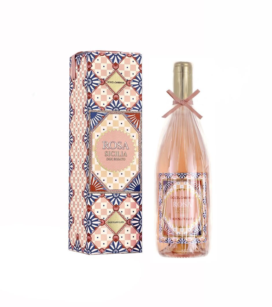 Auch von Dolce&Gabbana: Roséwein vom sizilianischen Gut Donnafugata