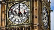 Big Ben tickt nicht mehr richtig