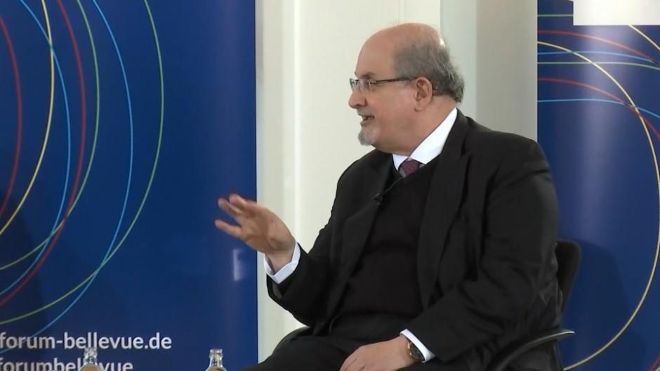 Salman Rushdie lobt Steinmeier