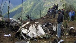 Schlechte Sicht führte offenbar zu Flugzeugabsturz