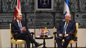 Wie politisch ist Prinz Williams Besuch in Israel?