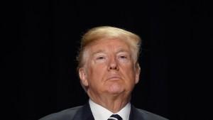 Gericht lässt Klage gegen Trump wegen illegaler Bereicherung im Amt zu