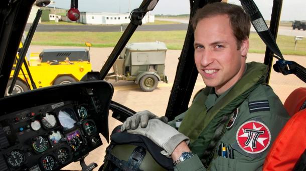 Prinz William von Großbritannien