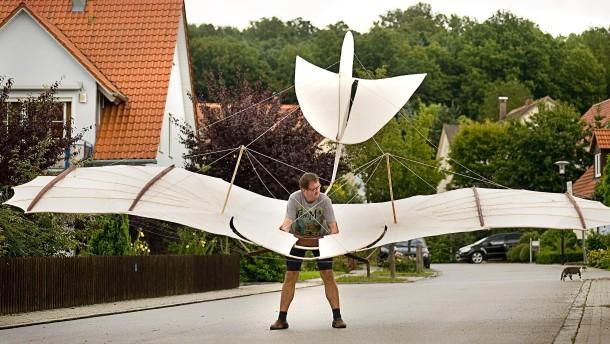 Der Flugpionier aus Bayern