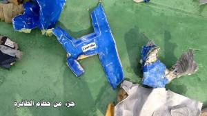 Eygpt-Air-Flugzeug soll nach Brand in der Luft zerbrochen sein