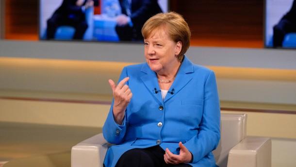 Frankreich zeigt sich erfreut über Merkels Vorstöße zur EU