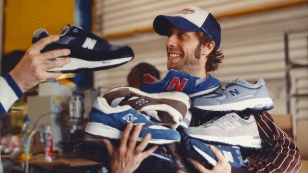 """""""Sneaker sind das Gold des kleinen Mannes"""""""