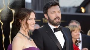 Jennifer Garner und Ben Affleck reichen die Scheidung ein