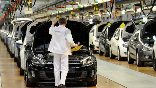 7200 Euro Bonus für VW-Beschäftigte