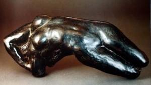 Räuber findet Rodin-Skulptur und wird überführt