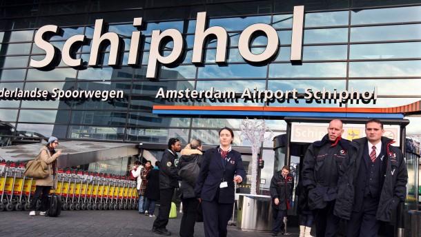 Falscher Alarm in Amsterdam