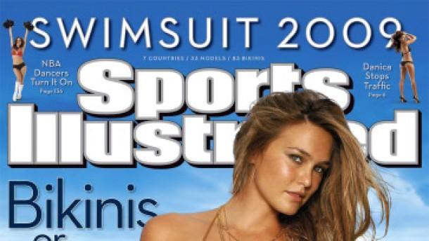 Bar Refaeli ist neues Covergirl von Sports Illustrated