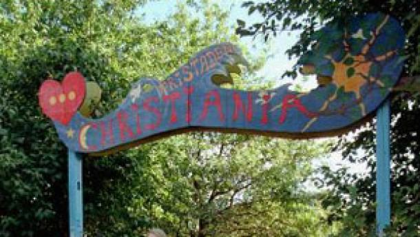 Keine Drogen mehr in Christiania