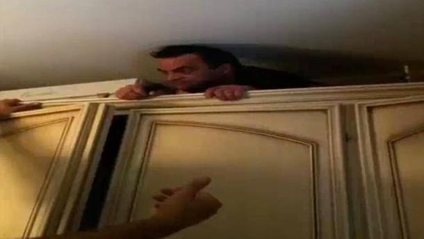 Italienischer Mafiaboss in Bunker unter seinem Haus gefasst
