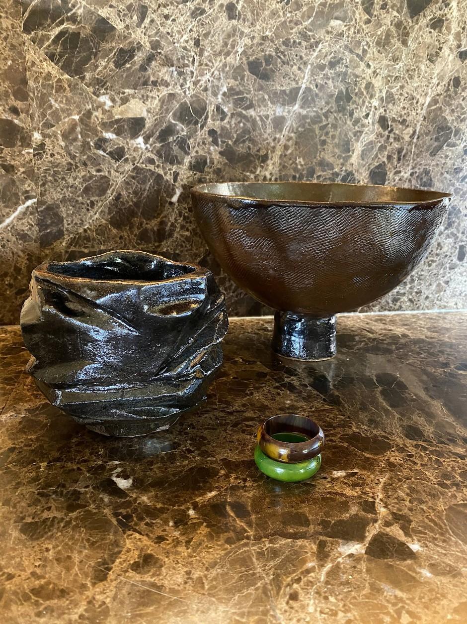 Perfekt unperfekt: Keramik von Kirsten Landwehr