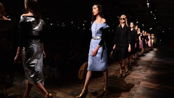 Italien wählt die Mode