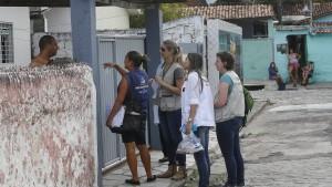 IAEA hilft Brasilien gegen Zika-Mücken