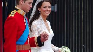 William und Kate sind nun verheiratet