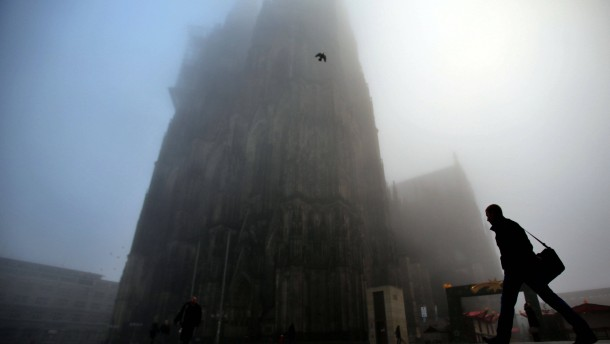 Tod im Nebel