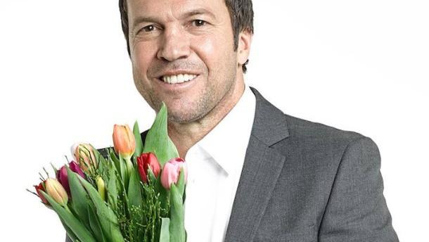 Lothar Matthäus läutet den Frühling ein