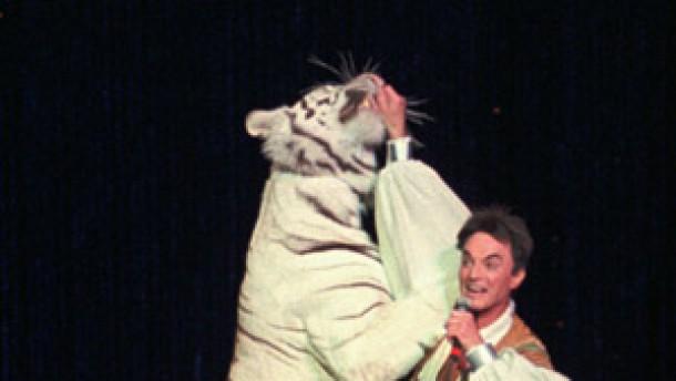 Roy Unfall Tiger