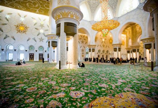 Bilderstrecke zu Abu Dhabi Eine Moschee wie das Paradies
