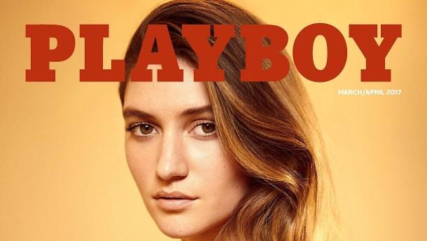"""Amerikanischer """"Playboy"""" zeigt wieder nackte Models"""
