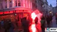 In London haben Mitglieder der Occupy-Bewegung kurzzeitig ein Büro-Gebäude gestürmt, es gab mehrere Festnahmen