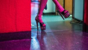 Mehr Prostitution im Verborgenen