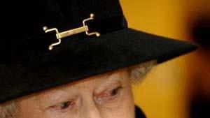 Die Queen zahlt, kommt aber nicht