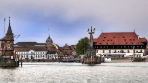 Als die Weltgeschichte an den Bodensee kam
