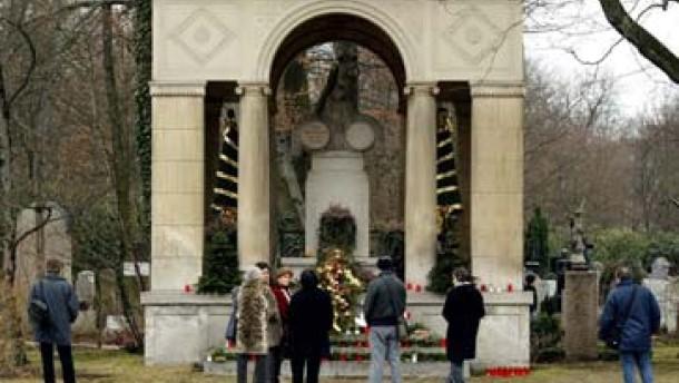 Trauerfeier im Gotteshaus der bayerischen Könige