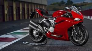 Ducati mit einseitigem Design-Problem