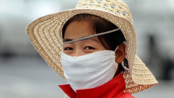 Lungenkrankheiten in China steigen gefährlich an