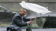 Taifun Phanfone überzieht Raum Tokio