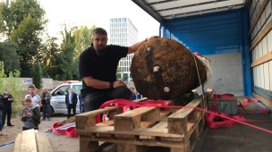 Bombenfund In Frankfurt