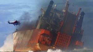 Havarierter Frachter vor Südafrikas Küste soll versenkt werden