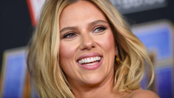 Scarlett Johansson abermals bestbezahlte Schauspielerin