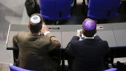 Bundestag bekennt sich klar zu Existenzrecht Israels