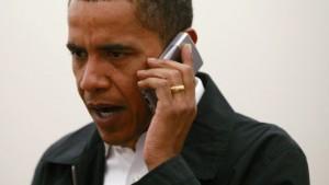 Obama soll sein Blackberry abstellen